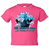 Camiseta niño parodia Baby The Night King Not Sleeping Is Here - Rosa, 12-14 años