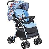 LOMJK Carritos y sillas de Paseo Cochecito de bebé Ultra Ligero Plegable portadores del Carro de bebé Amortiguadores Cochecito de bebé del Cochecito de bebé del Carro Carrito silleta Bebé Silla