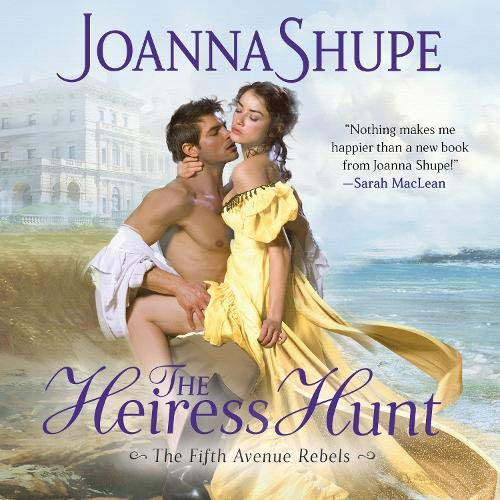 The Heiress Hunt cover art