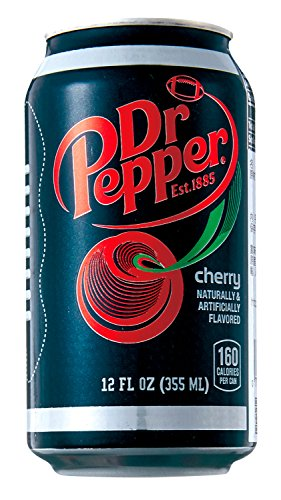 Dr Pepper(ドクターペッパー) ドクターペッパーチェリー 355ml×24本