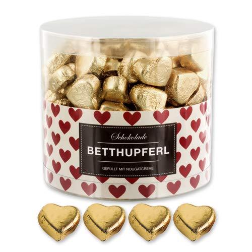 150 goldene Schokolade Herzen Budapest
