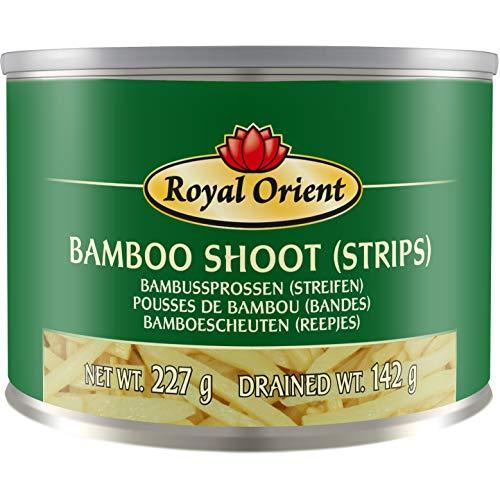 ROYAL ORIENT Bambussprossen Streifen, 230 g