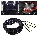 Under hood Work Light COB Work Lights with 3M Tape for Jeep Wrangler JK JKU JL JLU