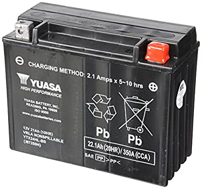 Yuasa YUAM7250H Lead_Acid_Battery