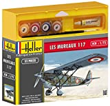 Heller - 50215 - Maquette - Aviation - Les Mureaux 117 - Echelle 1/72 - Kit