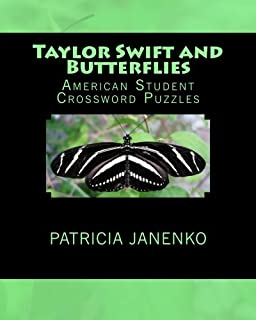 Taylor Swift and Butterflies: American Student Crossword Puzzles