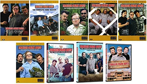 Trailer Park Boys: Seasons 1 - 10