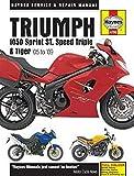 Triumph Sprint, Speed Triple and Tiger, 2005-2015 Haynes Repair Manual: Special Edition versions, 94 & 94R...