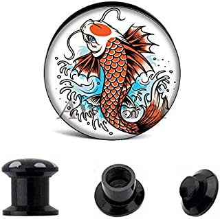Best koi piercing jewelry Reviews
