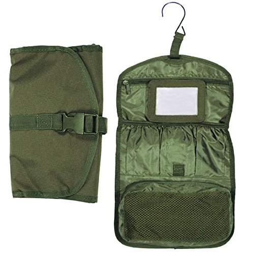 Toilettas Bundeswehr Army toilettas tas tas camping tenten outdoor survival reizen vakantie make-up tas uitrusting make-up tas #15794