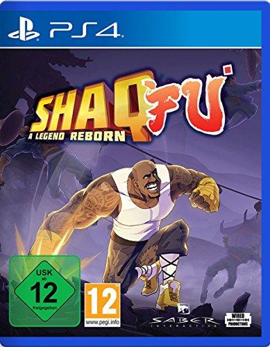 Shaq Fu: A Legend Reborn Standard [Playstation 4]