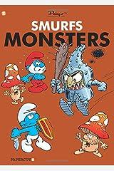 Smurfs Monsters ハードカバー