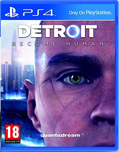 Detroit: Become Human - Importación inglesa