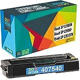 Do it Wiser Compatible Toner Cartridge Replacement for Ricoh SP C250DN SP C250SF SP C261SFN | 407540 (Cyan)