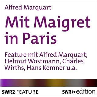 Mit Maigret in Paris Titelbild