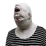 hahuha Toy  Dekompressionsspielzeug,2017 unten voller Kopf Deluxe neuheit Halloween unheimlich kostüm Party Latex Kopf Maske