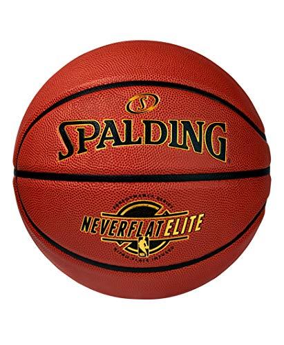 Fantastic Prices! Spalding NBA NeverFlat Elite Series Basketball