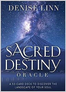 セイクレッド デスティニー オラクル Sacred Destiny Oracle オラクルカード 占い カード デニス リン 英語のみ