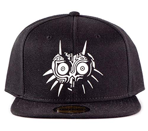 Zelda Cap Majora's Mask Baseball Cap Schirmmütze Snapback Baseball Kappe The Legend of Zelda