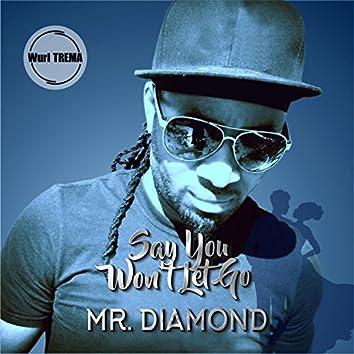 Say You Won't Let Go (feat. Mr Diamond)