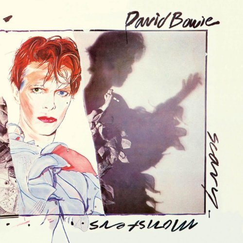 Scary Monsters / David Bowie