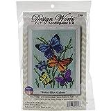 Design Works Crafts, 5' x 7' Needlepoint Kit Butterflies Galore