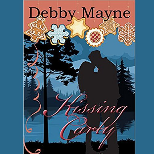 Kissing Carly audiobook cover art