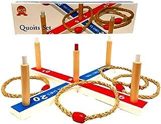 Playscene Indoor/Outdoor Ring Toss, Quoits Games