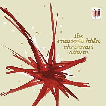 The Concerto Köln Christmas Album