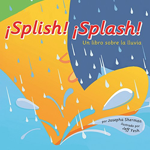 Splish! Splash! audiobook cover art