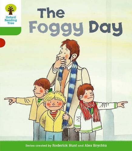 Oxford Reading Tree: Level 2: More Stories B: The Foggy Dayの詳細を見る