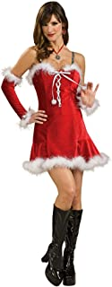 Secret Wishes Santa's Babydoll Dress