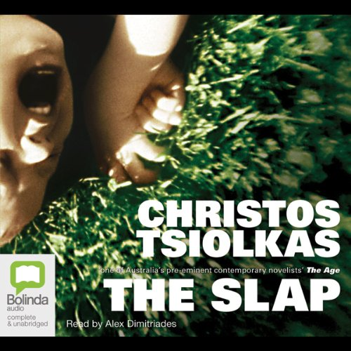 The Slap audiobook cover art