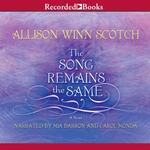 The Song Remains the Same audiobook cover art