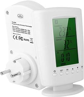 Amazon.es: termostato enchufe