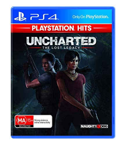 Uncharted L'Eredità Perduta Hits per PS4 - Lingua Italiana