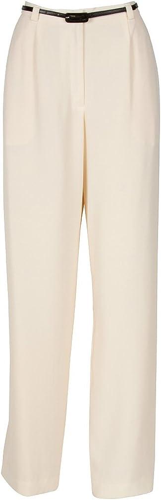 Norton Mcnaughton MAOXMSZ5 Beige Women Casual Pants Size 16