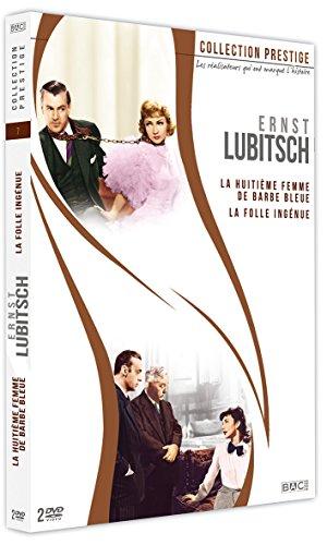 Ernst Lubitsch : La Huitième femme de Barbe Bleue + La Folle ingénue [Italia] [DVD]