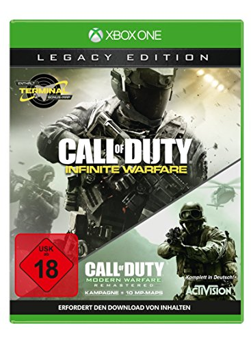 Call Of Duty: Infinite Warfare - Legacy Edition [Importación Alemana]