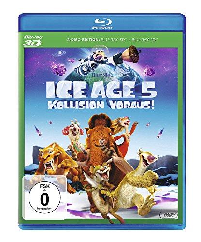 Ice Age - Kollision voraus! [3D Blu-ray]