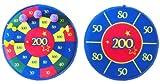 Solex 43371 - Diana de Velcro con Pelotas (39 x 39 x 5 cm), Multicolor