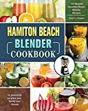 Hamilton Beach Blender Cookbook