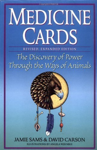 Medicine Cards by Jamie Sams;David Carson(1999-08-12)