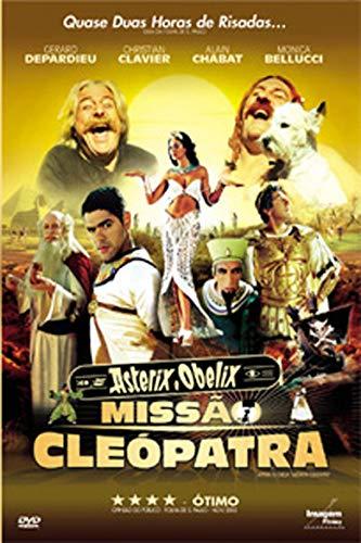 Asterix e Obelix – Missão Cleópatra [DVD]