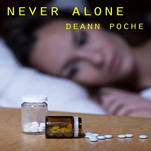 Never Alone audiobook cover art