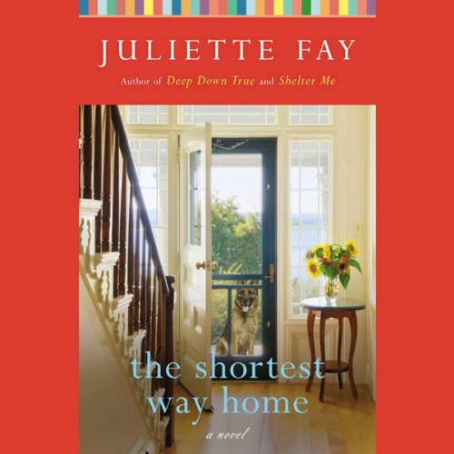 The Shortest Way Home audiobook cover art