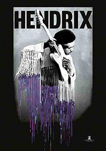 empireposter Hendrix,Jimi - Electric Ladyland - Posterflagge 100% Polyester - Grösse 75x110 cm