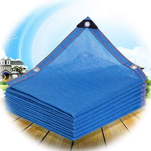 WXQIANG El sombreado neto de coches a partir de bloque de efecto invernadero Shade Tasa de 90% fácil de llevar fácil de limpiar multifunción Beach Cabañas, personalizable Protección solar, aislamiento