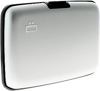 [オゴン/OGON] カードケース 名入れ刻印無料 フランス製 アルミ カードホルダー クレジットカードケース スキミング防止 メンズ