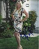 Foto de Busy Phillips firmada en color de 25,4 x 20,3 cm - Cougar Town - Hecho de honor - Distribuidor en persona - Registrado UACC #242